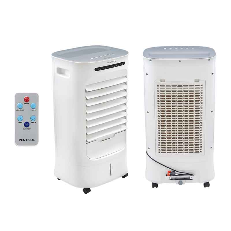 Climatizador Residencial Ventisol Nobille 10l Fr 127v Monofasico Clm10-01