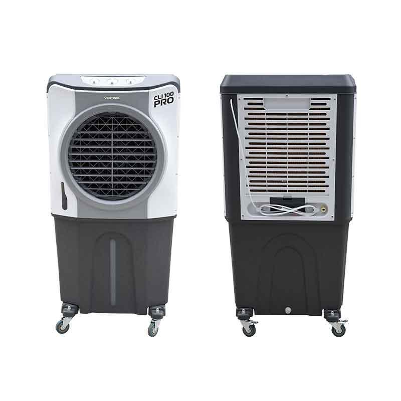 Climatizador Industrial Ventisol Pro 100l Frio 220v Monofasico  CLI100PRO-02