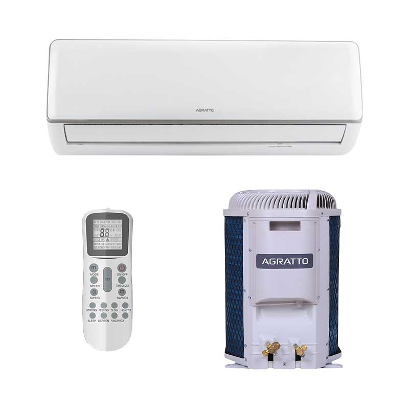 Ar Condicionado Split Hw Inverter Neo Top Agratto 12000 Btus Quente/frio 220v Mono ICST 12QFR402