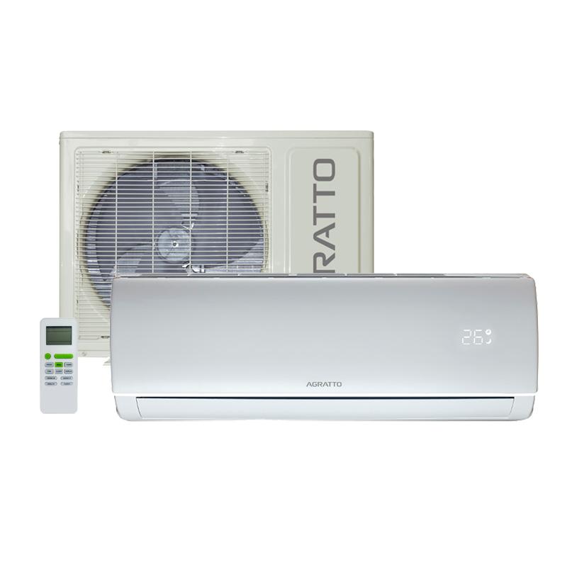 Ar Condicionado Split Hw On/off Eco Agratto 22000 Btus Quente/frio 220V Monofasico ECS22QFR4-02