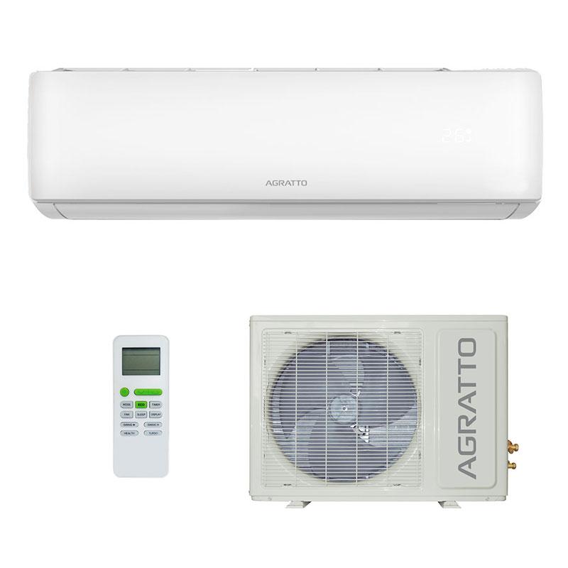 Ar Condicionado Split Hw On/off Eco Agratto 30000 Btus Quente/frio 220V Monofasico ECS30QFR402