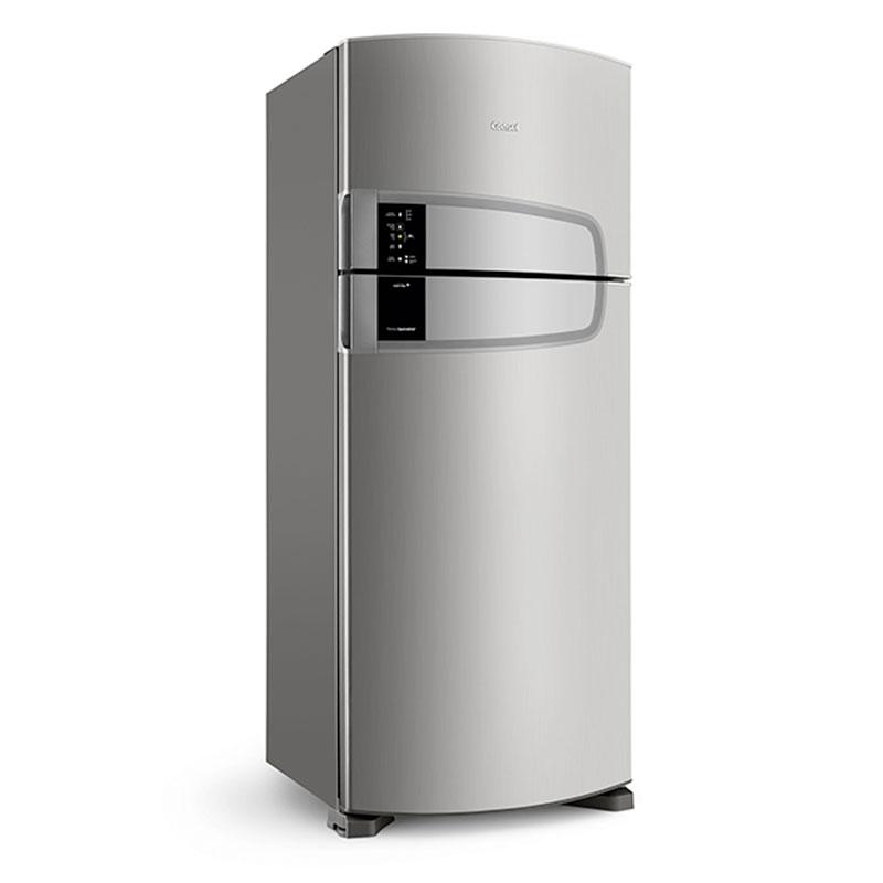 Geladeira Frost Free Duplex BEM ESTAR Inox Consul 405 Litros 220V CRM51AKBNA