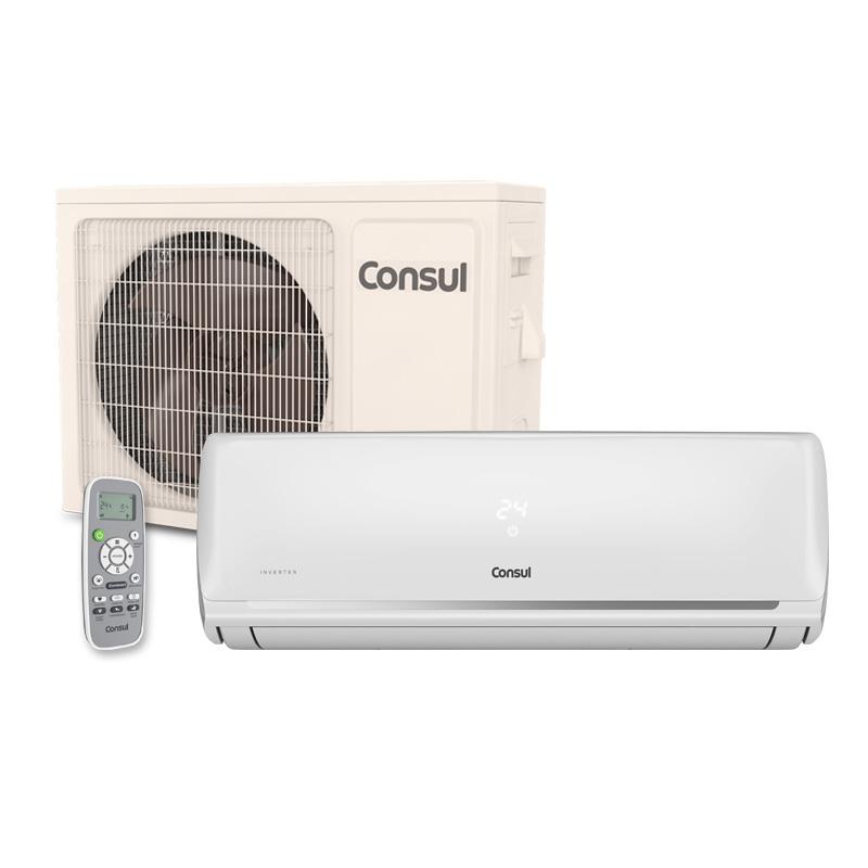 Ar Condicionado Split Hw Inverter Consul 22000 Btus Quente/frio 220V Monofasico CBJ22EBBNA