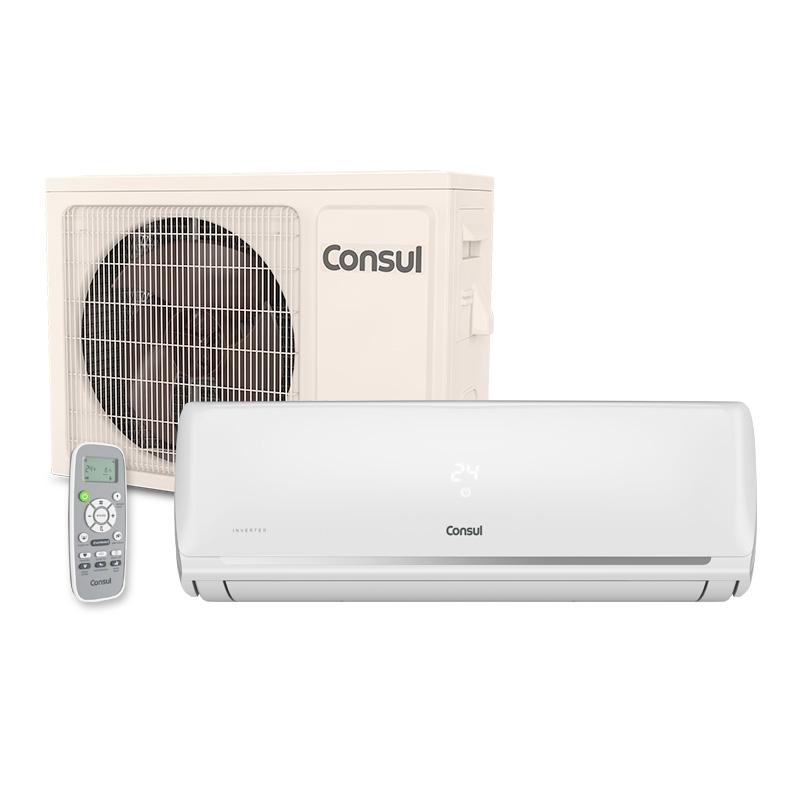 Ar Condicionado Split Hw Inverter Consul 12000 Btus Frio 220V Monofasico CBF12EBBNA