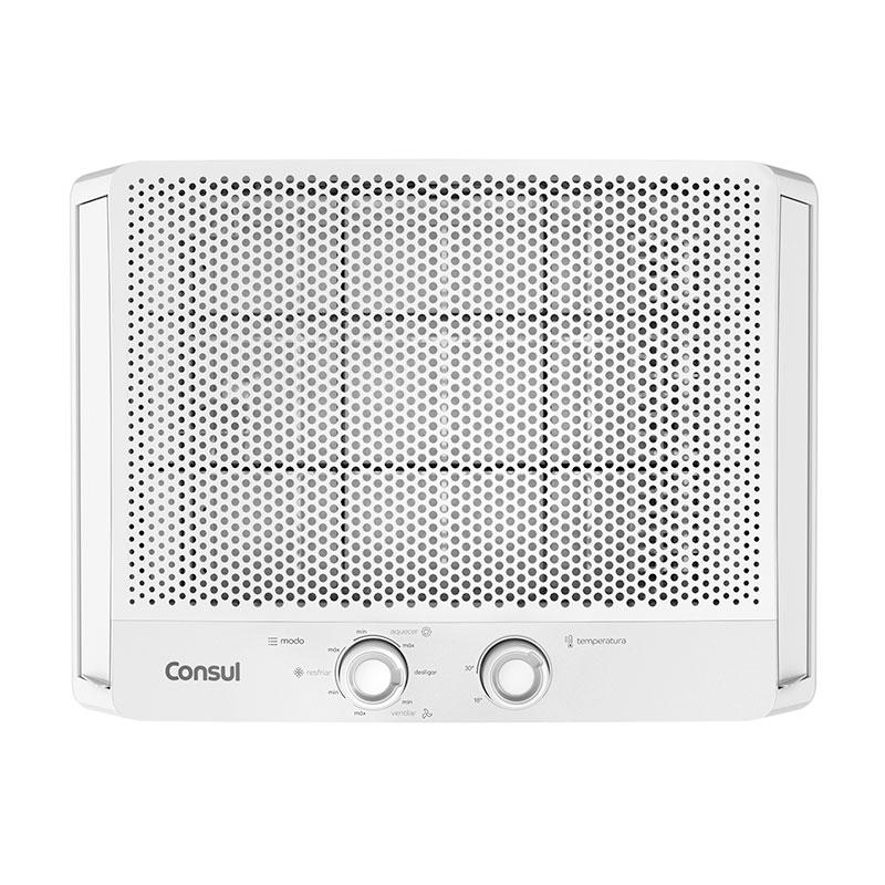 Ar Condicionado Janela Manual Consul 7500 Btus Quente/frio 220V Monofasico CCS07EBBNA