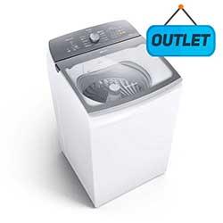 Máquina De Lavar Elet Ciclo Manchas Pro/ciclo Antibolinha Branca Brastemp 12kg 110v BWR12ABANA - OUT