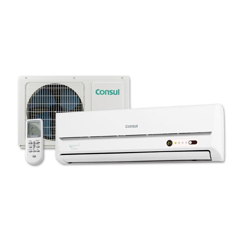 0568c2745 Ar Condicionado Split 9000 BTU s Quente Frio 220V Consul Bem Estar  CBU09DBBNA ...