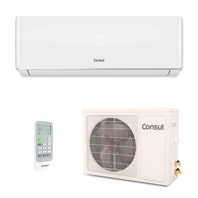 Ar Condicionado Split Hw On/off Consul 9000 Btus Quente/frio 220v Monofasico CBP09CBBNA