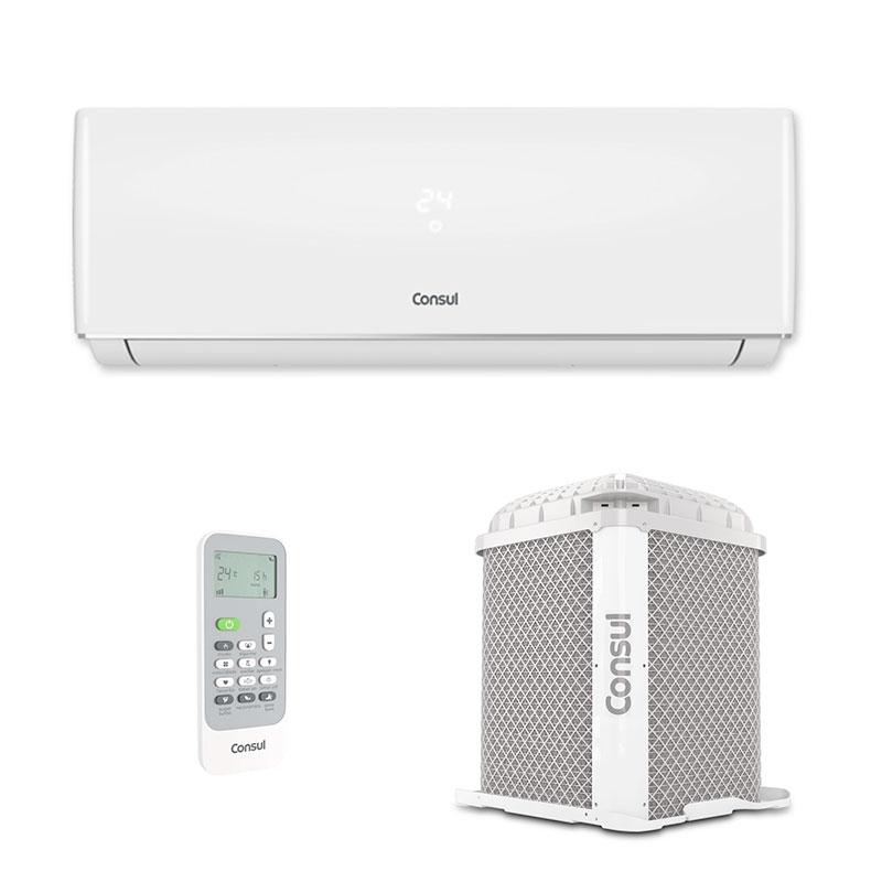 Menor preço em Ar Condicionado Split Hw On/Off Consul 12000 Btus Frio 220V Monofasico CBN12CBBNA