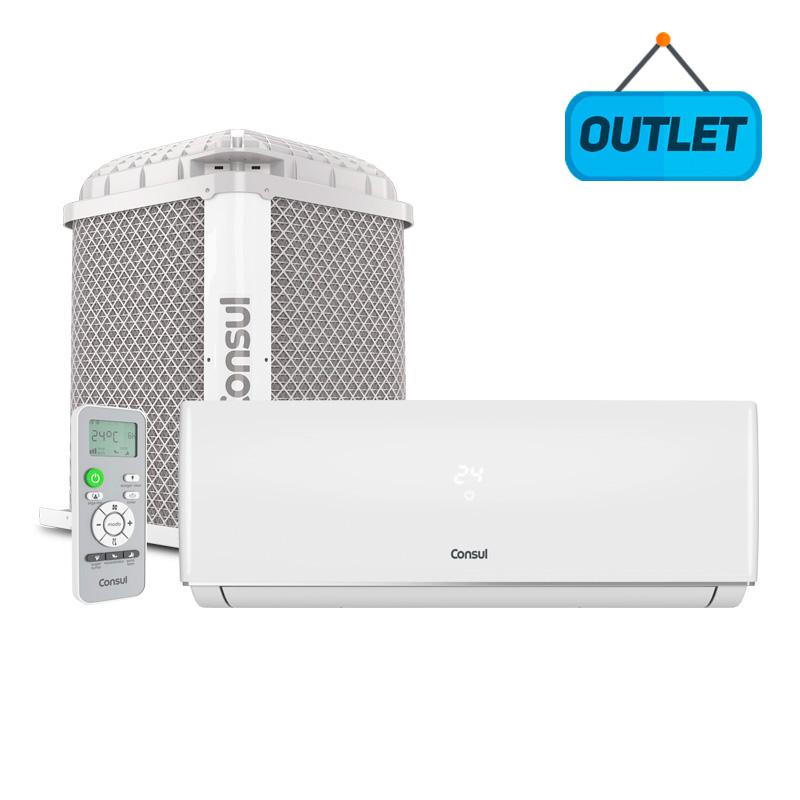 Ar Condicionado Split Hw On/off Consul 18000 Btus Frio 220v Monofasico CBN18BBBNA - OUTLET