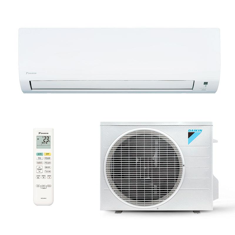 Ar Condicionado Split Hw Inverter Daikin Advance 9000 Btus Quente/frio 220V Monofásico FTH09P5VL