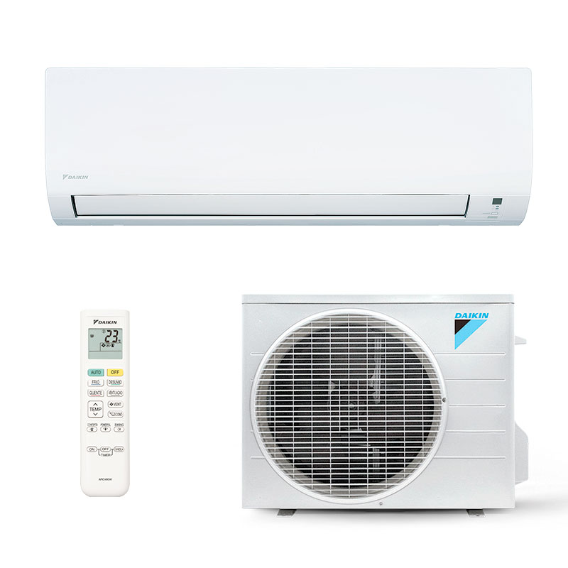 Ar Condicionado Split Hw Inverter Daikin Advance 12000 Btus Quente/frio 220V Monofasico FTH12P5VL