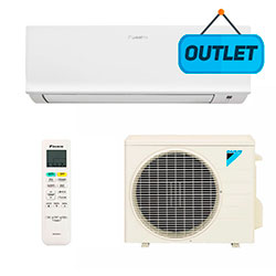 Ar Condicionado Split Hi Wall Inverter Daikin Exclusive 9000 Btus Q/f 220v Mono FTHS09T5VL - OUTLET