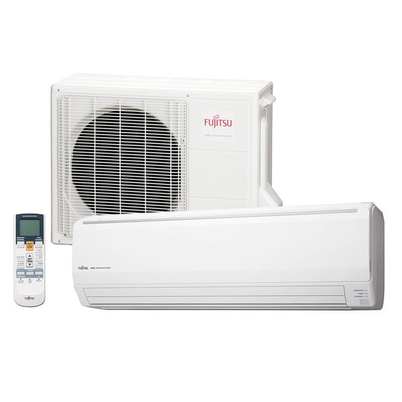 Ar Condicionado Split High Wall Fujitsu Inverter 27.000 Btus 220V Frio 1F ASBG30JFBB