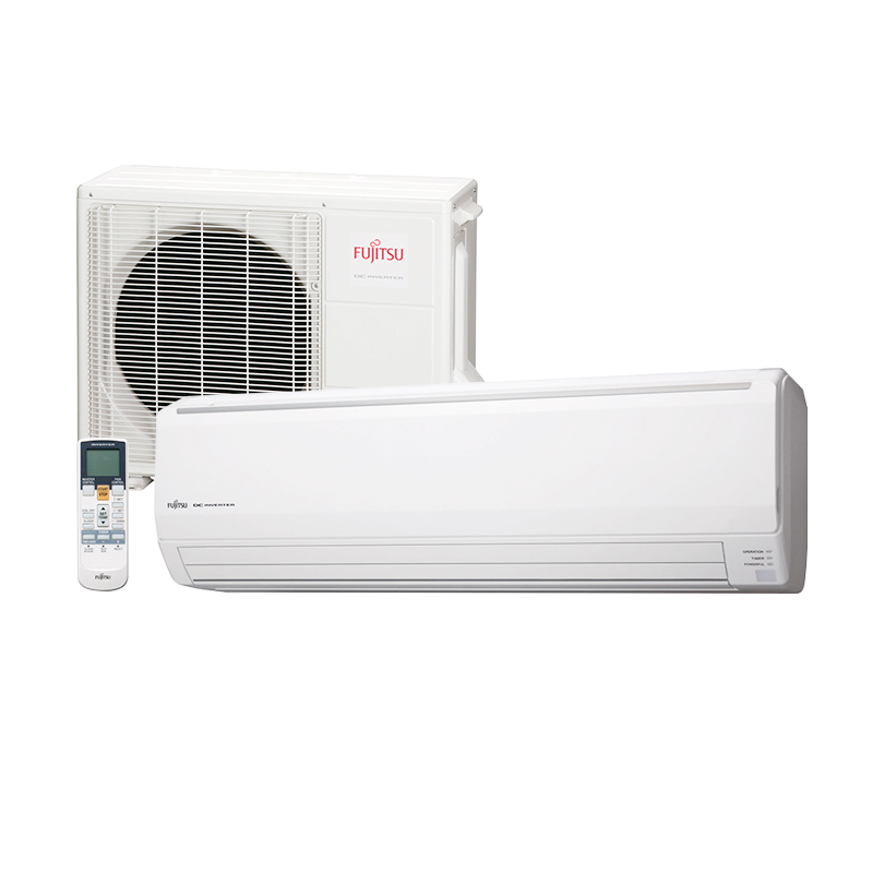 Ar Condicionado Split High Wall Inverter Fujitsu 18000 Btus Frio 220V 1F ASBG18JFBB