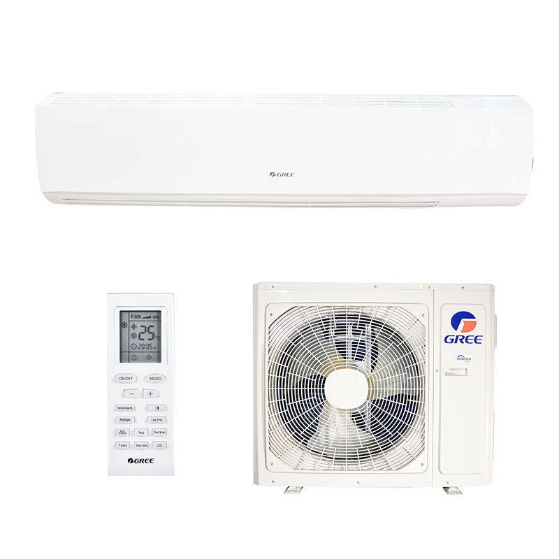 Ar Condicionado Split Hw Inverter Eco Garden Gree 32000 Btus Frio 220V Monofasico GWC33QFD3DNBJ