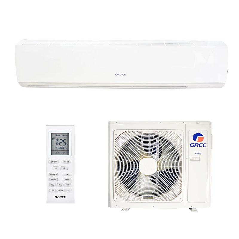 Ar Condicionado Split Hw Inverter Eco Garden Gree 32000 Btus Quente/frio 220V Monofasico GWH33QFD3DNBJ