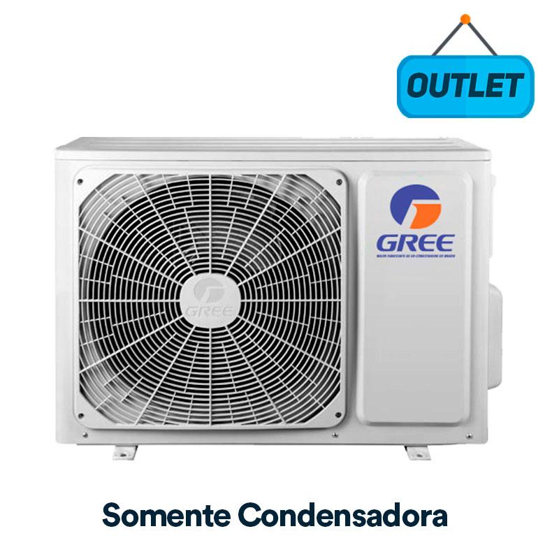 Condensadora Split Hw Eco Garden Inverter Gree 9000 Frio 220v Mono GWC09QA-D3DNB8M/O - OUTLET
