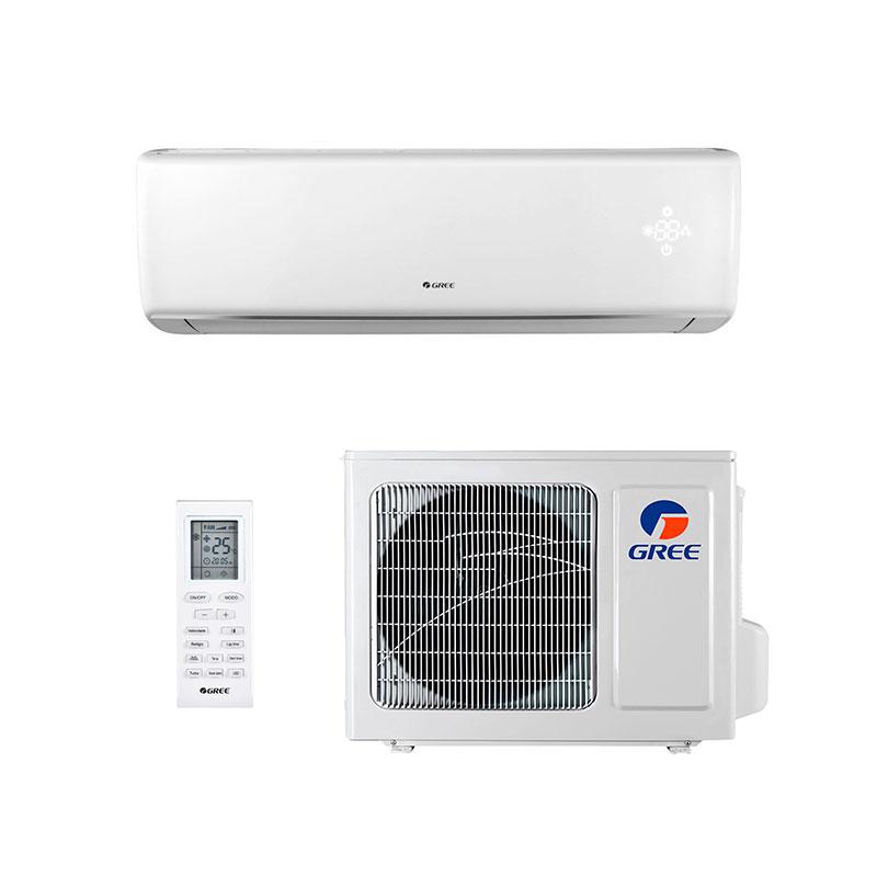 Ar Condicionado Split Hw On/off Eco Garden Gree 12000 Btus Quente/frio 220V Monofasico GWH12QC-D3NNB4A