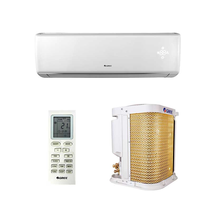 Ar Condicionado Split Hw G-top On/off Gree 9.000 Frio 220v Mono GWC09QB-D3NNB4C/I