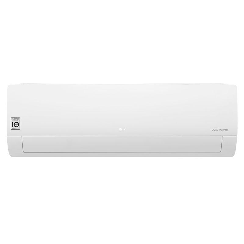 61e701f41 EB2GAMZ Ar Condicionado Split Hw Dual Inverter Lg 22000 Btus Quente Frio  220V S4NW24KE3W1.