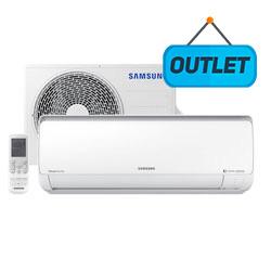 Ar Condicionado Split Hw Digital Inverter Samsung 9000 Btus Frio 220V AR09MVSPBGMNAZ - OUTLET
