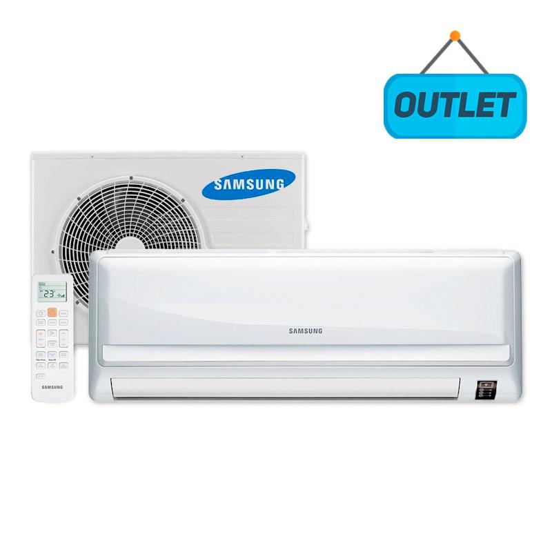 Ar Condicionado Split Hw On/off Max Plus Samsung 18000 Btus Frio 220V AR18KCFUAWQNAZ - OUTLET