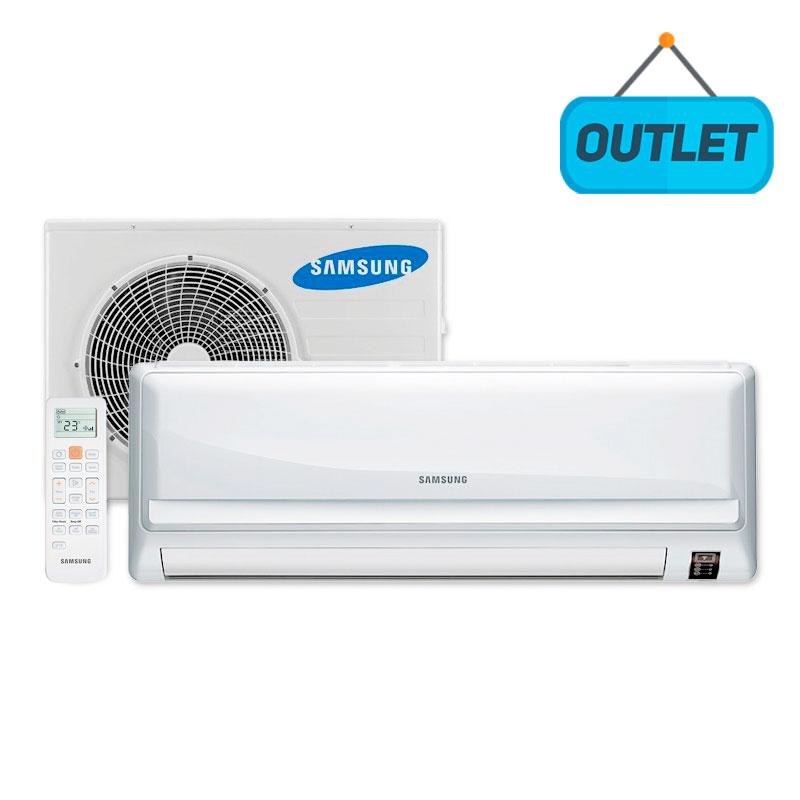 Ar Condicionado Split Hw On/off Max Plus Samsung 18000 Btus Quente/frio 220V AR18KPFUAWQNAZ - OUTLET