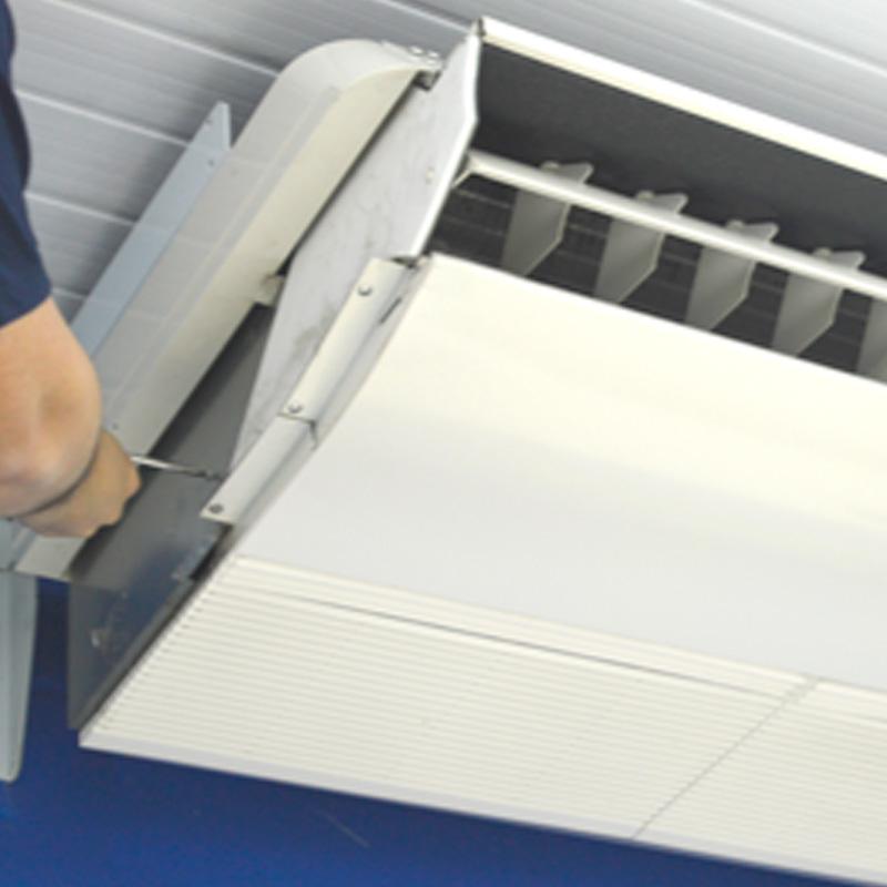 Instalação de Ar Condicionado Piso Teto Inverter 16000 a 18000 BTU/s