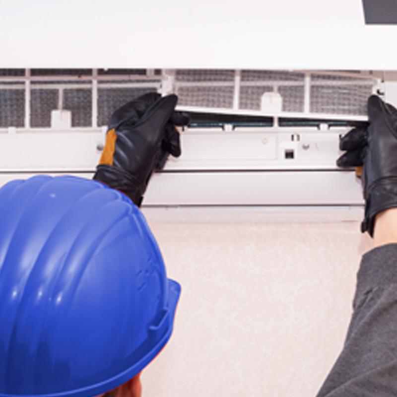 Limpeza de Ar Condicionado Bi Split Inverter 2x9000 BTU/s