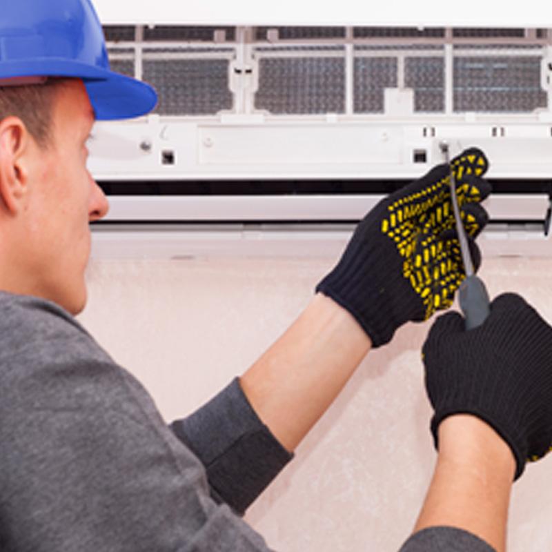 Instalação De Ar Condicionado Bi Split Inverter 1x9000+1x18000 Btus