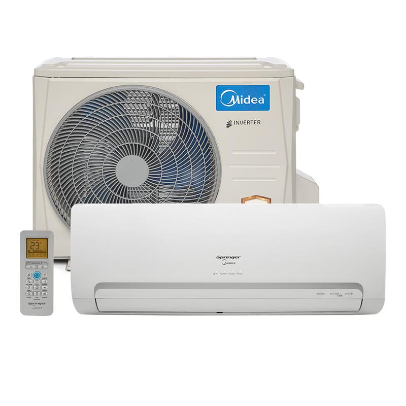 da76e4dea Ar Condicionado Split Hw Inverter Springer Midea 9000 Btu s Frio 220V 1F  42MBCB09M5 ...