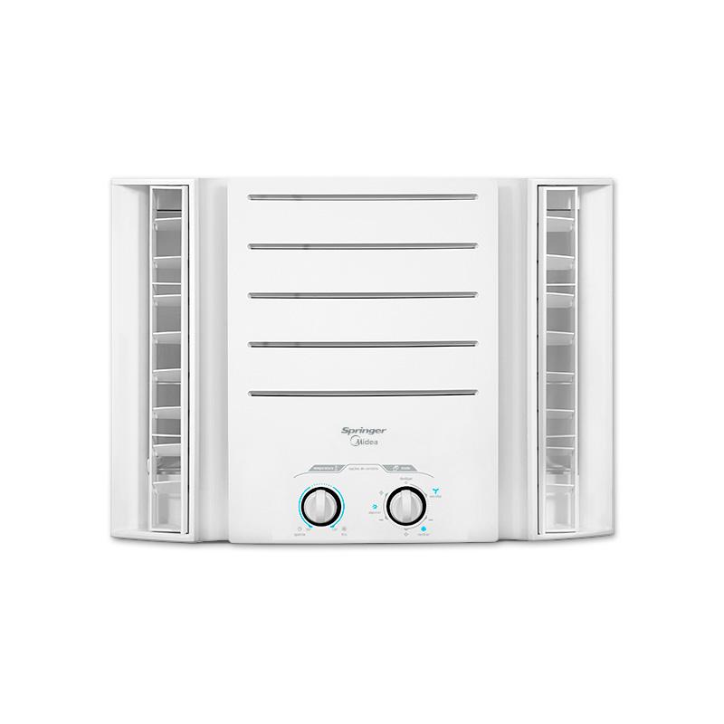 Ar Condicionado Janela Manual Springer Midea 10000 Btus Frio 110v 1F QCI108BB