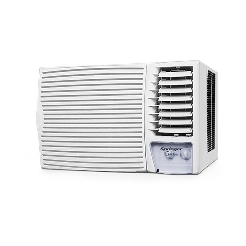 Ar Condicionado Janela Manual Springer Midea 12000 Btus Frio 220v 1F MCI125BB