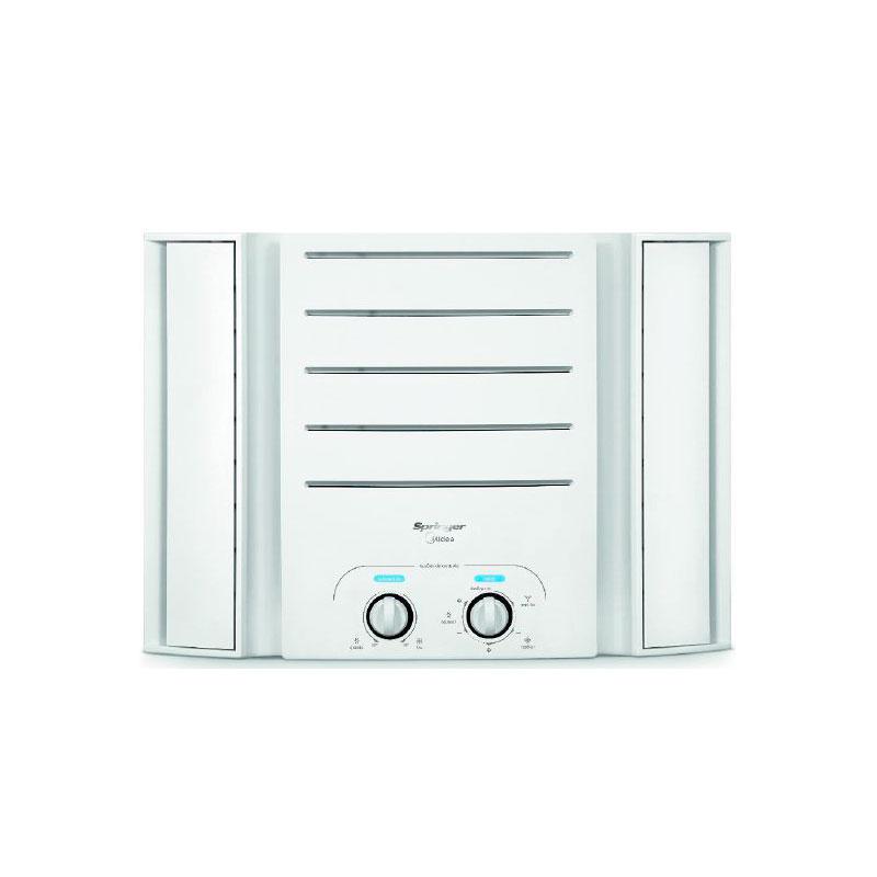 Ar Condicionado Janela Manual Springer Midea 9500 Btus Quente/frio 220V Monofasico QQJ105BB