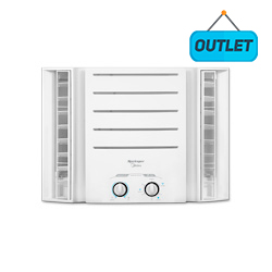 Ar Condicionado Janela Manual Springer Midea 7.500 Btus Frio 127v 1f QCI078BB - OUTLET
