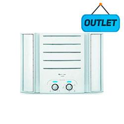 Ar Condicionado Janela Manual Springer Midea 7500 Btu/s Quente/frio 220v Qqj075bb - Outlet