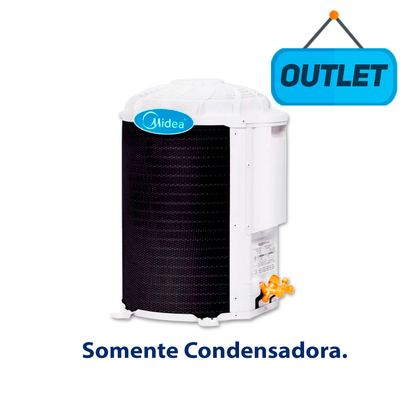 Condensadora Split Hw On/off Springer Midea 9000 Btus Frio 220v Monofasico 38KCX09S5 - OUTLET