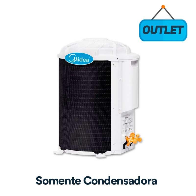 Condensadora Split High Wall On Off Springer Midea 22000 Btus Quente / Frio 220v 1f