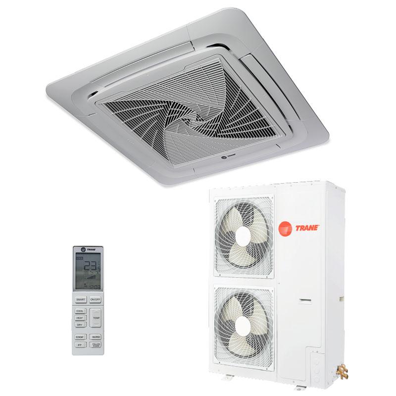 Ar Condicionado Split Cassete Inverter Trane 46000 Btus Quente/frio 220V Monofasico 4MXC6548G1000AA